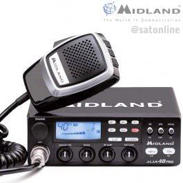 Alan 48 Pro Multi CB-Funkgerät