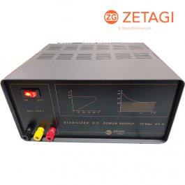 Zetagi 1240-1 40A Netzteil 13.8V stabilisiert