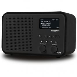DAB+ Radio Ferguson Regent i100 black