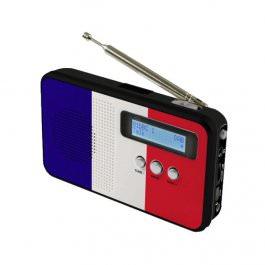 DAB+ Radio SKV DAB 100 Flagge France