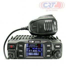 CRT 2000-H Radio-CB AM/FM