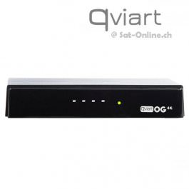 QVIART OG 4K IPTV Streaming Media-Player