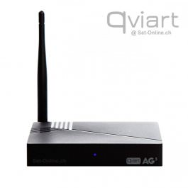QVIART AG3 4K IPTV Streaming Media-Player