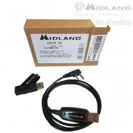 Midland PRG-10 Programmierset G10,G11,14