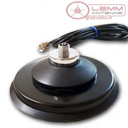 Lemm BA35 PL HQ Magnetfuss HQ Power D150