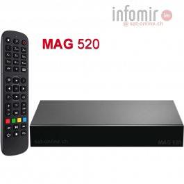 IPTV MAG 520 UHD VOD OTT Streambox