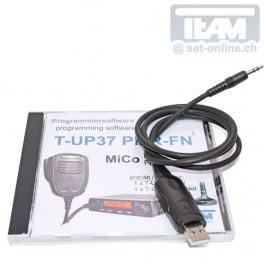 Team MiCo T-UP37 USB Programmierkabel