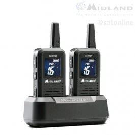 Midland 777 Pro PMR446 Handfunkgeräteset