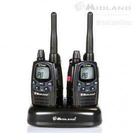 Midland G7 Pro PMR446 2x Handfunkgeräte