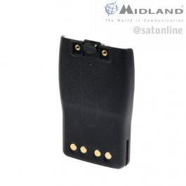 Midland G15 Akku-Pack Li-Ion 1600mAh
