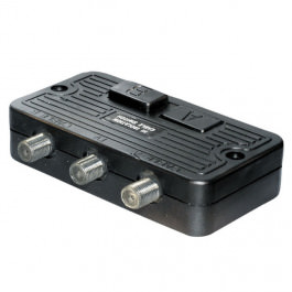 Sat Schalter A/B Switch mit Drucktasten