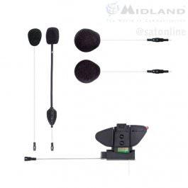 Midland BT Pro Audio Kit for Bikers