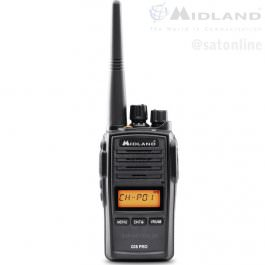 Midland G18 PRO PMR446 Handfunkgerät