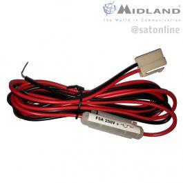 Midland M-88 12V Kabel