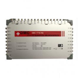 Sat Multischalter DMC-Swiss 17/16 NT