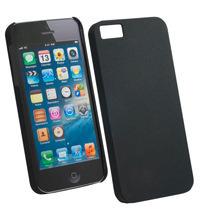 IPhone 5 Hartschale Sand Schwarz