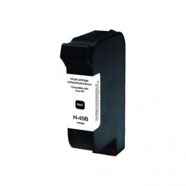 Tinte schwarz zu HP DeskJet 830,895,930 45