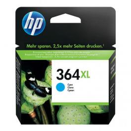 Tinte color HP original CB323EE 364XL cyan