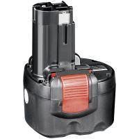 Akku zu Bosch 2607335272 9.6V 2000 NiMH