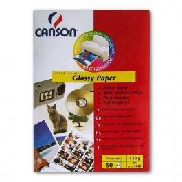 Druckerpapier Glossy Papier 130g/qm 50S
