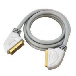 SCART Kabel St/St DMC DELUXE High-Q 5Mt