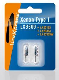 Taschenlampe Leuchtmittel Xenon Typ 1