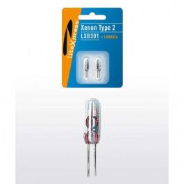 Taschenlampe Leuchtmittel Xenon Typ 2;