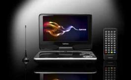"9"" DVD Player DVP-9411 mit DVB-T"