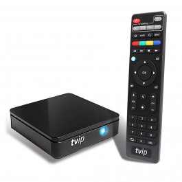 IPTV TVIP 415 Box WiFi