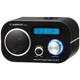 Albrecht DR-80D DAB+ Radio