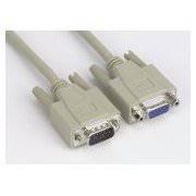 Kabel SVGA Kabel HQ M/W 5.0 m Ferrit