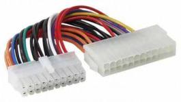 Kabel ATX 24Pin BU auf 20Pin ST