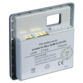 Akku zu PDA Dell AXIM X3,X3i,X30 1700MA;