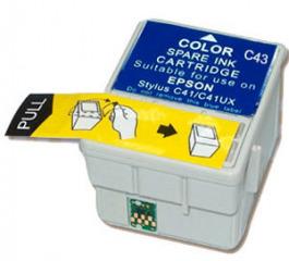 Tinte farbig Epson Stylus C43