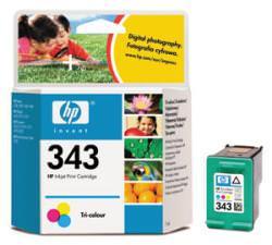 Tinte farbig HP original Nr. C8766EE Nr.343