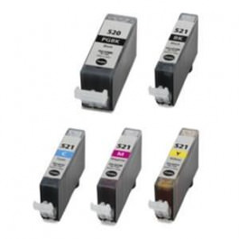 Tinte color Canon CLI-521 zu Pixma CYAN
