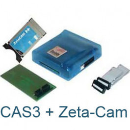 CAS3 Interface PLUS inkl. Zeta Cam
