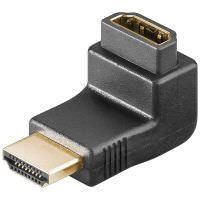 HDMI Winkeladapter 90 Grad