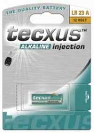 Batterie 1Stk. Tecxus LR 23 A 12Volt