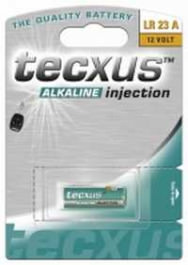 Batterien 1Stk. Tecxus LR 23 A 12Volt