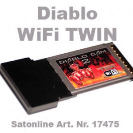 CI-Modul Diablo Cam TWIN WiFi