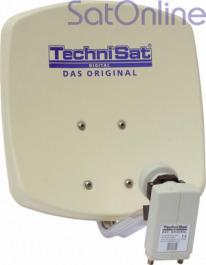 Sat Antenne Technisat Digidish 45 TWIN