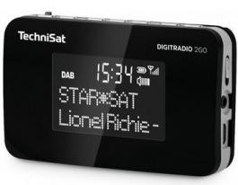 DAB+ Technisat DigitRadio 2Go schwarz