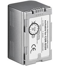 Akku zu Cam Panasonic CGR-D220 2200Mah