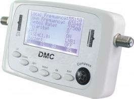 Sat Messgerät DMC Satfinder LCD HD S2