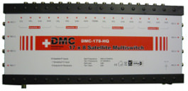 Sat Multischalter DMC-Swiss 17/8 NT