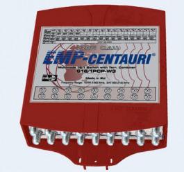 Sat DiSEqC 16/1 EMP für 16 LNB an 1 Rec.
