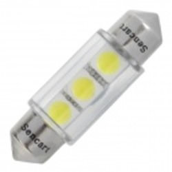 LED Festoon 12V 36mm 52Lumen!