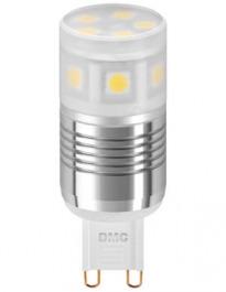 LED Lampe G9 Kaltweiss 220Lumen HQ