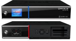 GigaBlue UHD UE 4K black